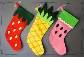 22 <b>Creative</b> (And No-Sew!) DIY <b>Christmas Stocking</b> Ideas | Ideas ...