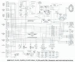 harley davidson wiring diagrams and schematics 2000 flht flhtc
