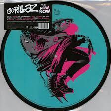 <b>Gorillaz</b> - <b>Now Now Picture</b> Disc Edition - Vinyl LP - 2019 - US ...