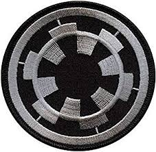 Star Wars: Imperial Target Patch: Clothing - Amazon.com
