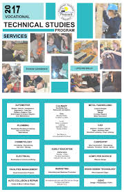 plymouth public schools vocational technical education click here for our list of services