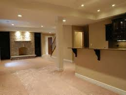 awesome interior luxury basement floor finishing ideas for all in one also basement floor ideas basement bedroom lighting ideas