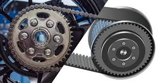 Chain vs <b>Belt</b> Drive