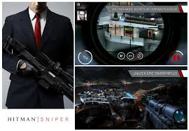 Take on the role of Agent 47 in Hitman: Sniper