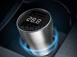 <b>Автомобильная зарядка Xiaomi</b> ZMi Car Charger AP621 QC 3 ...