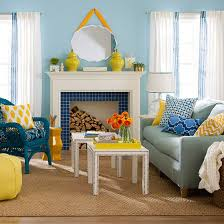 cozy blue and yellow living room on living room with blue and yellow 15 blue yellow living room
