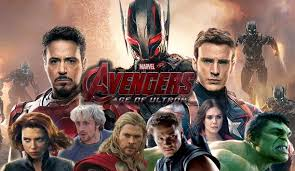 avengers age of ultron poster के लिए चित्र परिणाम