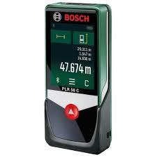 Характеристики модели Лазерный <b>дальномер BOSCH PLR 50</b> C ...