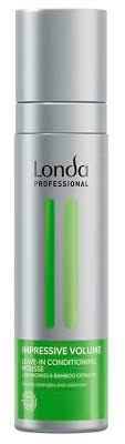 Londa Professional IMPRESSIVE VOLUME <b>Несмываемый мусс</b> ...