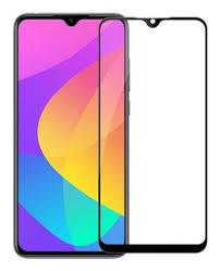 Защитное стекло для Xiaomi <b>Mi</b> A3 Full Screen Full Glue черный ...