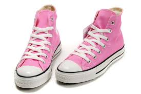 Image result for converse high tops pink