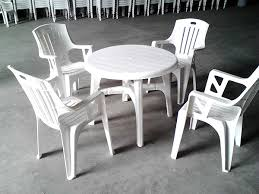 amazing round white patio table with cheap white small plastic table buy plastic garden cheap plastic patio furniture