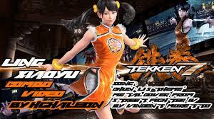 <b>Tekken 7</b> - <b>Ling Xiaoyu</b> Ultimate Combo Video - YouTube