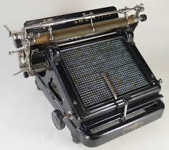 「1915年 - 杉本京太が邦文タイプライターの特許を獲得。」の画像検索結果