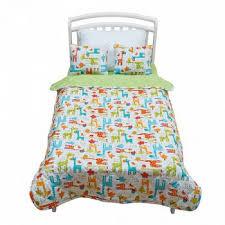 Покрывало с подушками Giovanni Safari Kids в кровать для ...