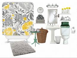 green and yellow bathroom lovely side gray white yellow green bathroom my next place