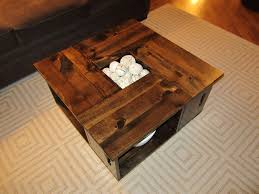 best and cool homemade coffee tables build living room furniture