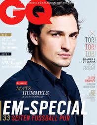 Mats Hummels macht auch auf dem Cover der GQ eine wahnsinnig gute Figur