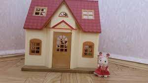Обзор <b>набора Sylvanian Families</b> Дом Марии( Cozy Cottage ...