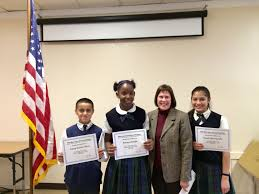 history comes alive for dar essay contest winners catholic dar essay contest winners 14 15