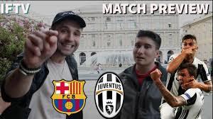 """JUVE AREN'T PSG"" || Barcelona vs Juventus Match Preview in ..."
