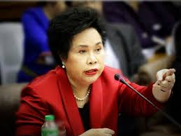 Image result for miriam defensor santiago