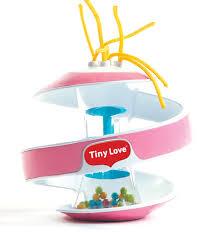 <b>Tiny Love</b> Развивающая игрушка <b>Чудо</b>-<b>шар</b> цвет розовый ...