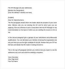 resume cover letter format resume and cover letter format