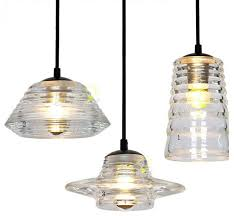 stunning transparant glass pendant lighting wonderful decoration suitable for interior design handmade premium material best pendant lighting