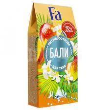 <b>Набор Fa Ритмы острова</b> Бали (крем-гель для душа + ...