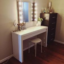 adorable ideas of makeup vanity charming makeup table mirror
