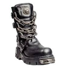 <b>New</b> Rock Black Spider Boots (391-R7) | Shoes in <b>2019</b> | Rock ...