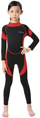 Cokar Neoprene Wetsuit One Piece Swimsuit for Kids ... - Amazon.com
