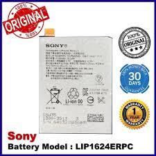 <b>Original Battery Sony</b> LIP1624ERPC <b>Sony Xperia</b> X Performance ...