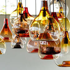 lighting art glass lighting fixtures