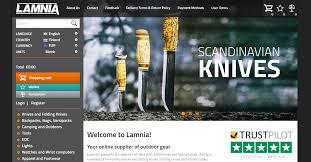 Lamnia: Ножевой магазин