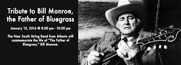 Image result for bill monroe