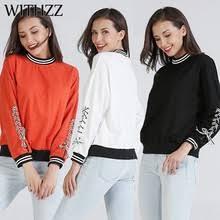 <b>Harajuku Loose</b> Plus Velvet Pullovers Promotion-Shop for ...
