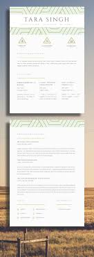 best ideas about creative cv template creative an elegant and creative cv design gives a professional approach to any job application wow