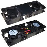 Купить <b>Lanmaster</b> TWT-CBW-FANB2 <b>Блок 2</b>-<b>х вентиляторов</b> по ...