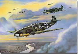 Немецкие истребители начали патрулировать Балтику с полным боекомплектом, - генинспектор ВВС Германии - Цензор.НЕТ 2144