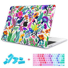 Maychen MacBook Air 13 inch <b>Case</b> 3 in 1, 3D <b>Printing Hard Shell</b> ...