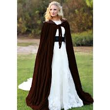 Hooded Cloak Witches Princess Death Long <b>Adult Kids Costume</b> ...