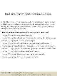 topkindergartenteachersresumesamples lva app thumbnail jpg cb