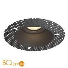 Купить встраиваемый <b>светильник Maytoni</b> Spodek <b>DL042</b>-<b>01B</b> с ...