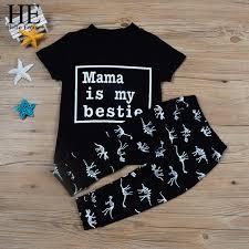 <b>HE Hello Enjoy</b> 2PCS/Set <b>Toddler Kids</b> Baby Boy Short Sleeve ...