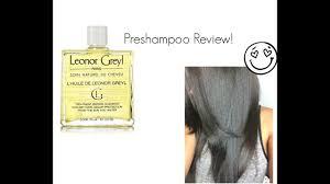 <b>Leonor Greyl</b> Pre Shampoo Treatment Review + Demo| Is it Worth It ...