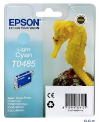 <b>Картридж Epson</b> Original T048540 <b>Light Cyan</b> для ST Photo R300 ...