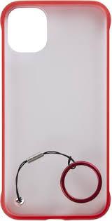 Купить <b>Клип</b>-<b>кейс Red Line</b> Oslo для Apple iPhone 11 Red по ...