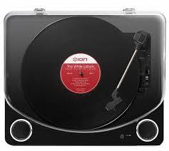 Купить Виниловый <b>проигрыватель ION</b> AUDIO <b>MAX</b> LP Black с ...